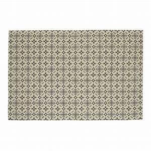 Tapis Motif Carreaux De Ciment : tapis motif carreaux de ciment 160 x 230 cm hortense maisons du monde ~ Teatrodelosmanantiales.com Idées de Décoration