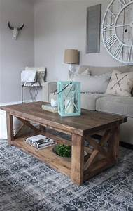 best 25 coffee tables ideas on pinterest diy coffee With farm coffee table plans