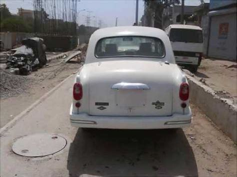 Hindustan Motors Ambassador Car / Ambassador Grand Crystal ...