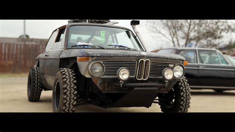 A Group Of Classic Car Specialists Created This Off Road