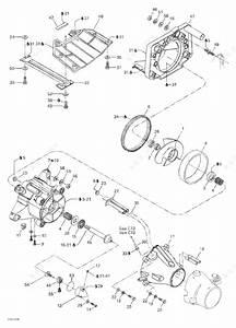 Sea Doo 2002 Gti  5559  6116  Propulsion System