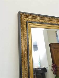 Spiegel Mit Facettenschliff : spiegel wandspiegel garderobenspiegel im antiken stil gold schwarz 3806 dekoration und ~ Frokenaadalensverden.com Haus und Dekorationen