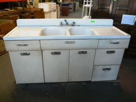 Vintage Steel Kitchen Cabinets For Sale by Vintage Metal Kitchen Sink Cabinet Search