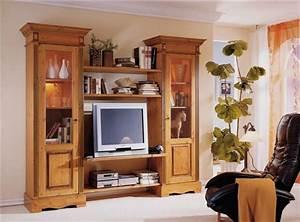 Wohnwand Buche Massiv : anbauwand wohnwand wohnzimmer tv regal landhausstil kiefer massiv patiniert ebay ~ Buech-reservation.com Haus und Dekorationen