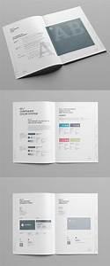Brand Manual And Identity Template  U2013 Corporate Design