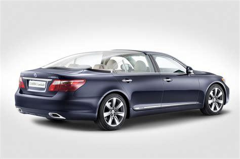 awesome lexus ls 600 2011 lexus ls 600h l landaulet auto design tech