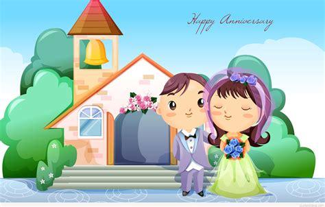 cute happy anniversary   card
