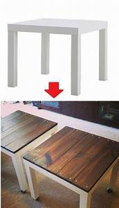 Ikea Kleine Tische : die besten 25 selbstgemachte couchtische ideen auf pinterest selbstgemachter tisch ~ Fotosdekora.club Haus und Dekorationen