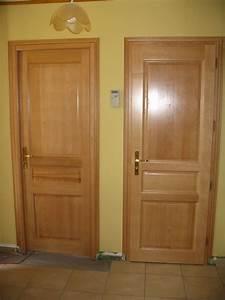 installation de porte interieur sur mesure par la societe With pose de porte interieur