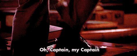 dead poets society  captain  captain
