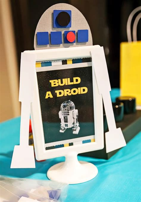 8 Creative Star Wars Party Games and Activities // Hostess ...