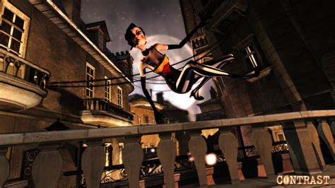 contrast screens released    weeks launch  pc ps xbla vg