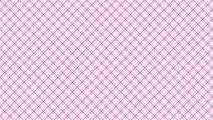 Pink Plaid Desktop Wallpaper