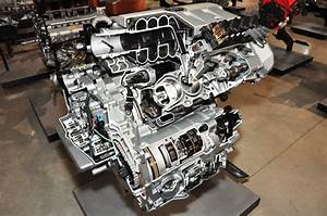 Cadillac Northstar 4 6l V8 Cutaway With Transaxle