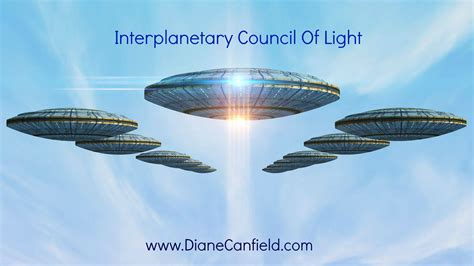 Council Of Light by The Interplanetary Council Of Light Message Diane