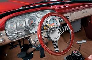 1964 Ford F100 Instrument Panel