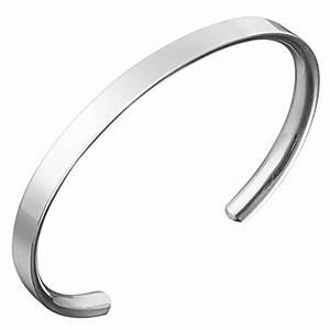 Bracelet En Argent Homme : jonc argent homme faites des affaires pour 2019 bijoux pour homme ~ Carolinahurricanesstore.com Idées de Décoration