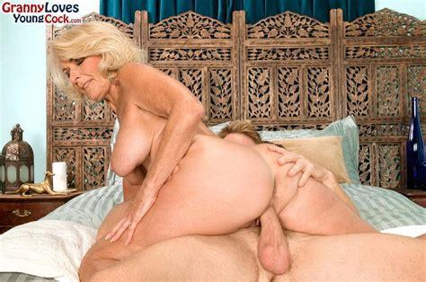 Blonde Mature Georgette Parks Has Intense Sex 1 Of 1