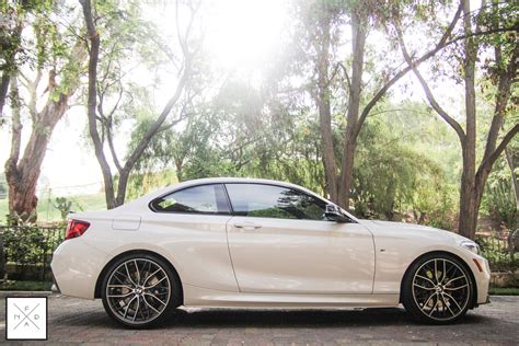 2014 Bmw M235i With M Performance Parts