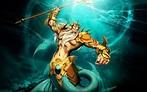 Image - Poseidon Neptune Greek God Art 07 by GenzoMan.jpg ...