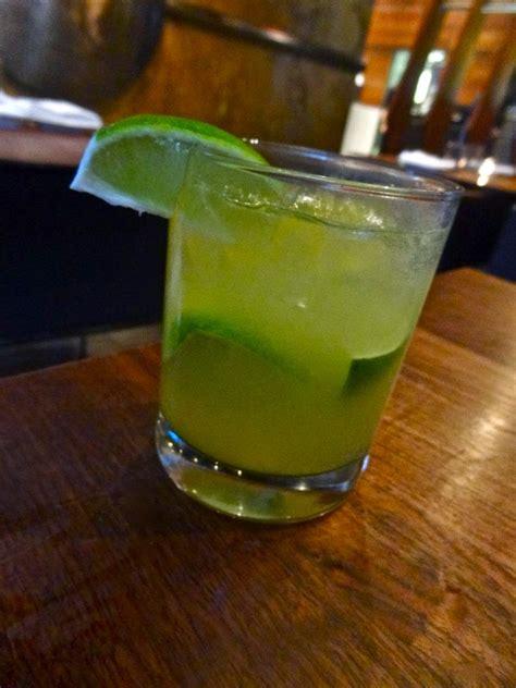 october rum mango puree hagar lime juice