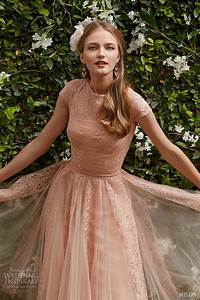 bhldn spring 2015 wedding dresses campaign shoot With short blush wedding dress