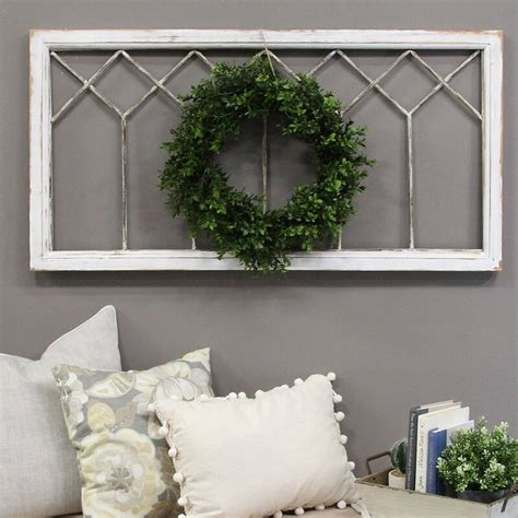 Browse this summary gallery to not miss any of our valuable tips. Distressed Window Panel Wall Decor & Reviews | Joss & Main