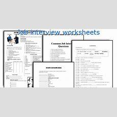 English Teaching Worksheets Job Interview