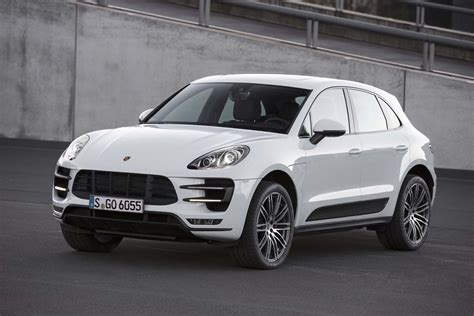 2015 Porsche Macan Turbo  First Drive