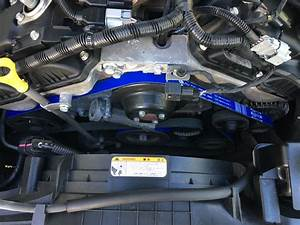 How To Remove Serpentine Belt On 3 8 V6