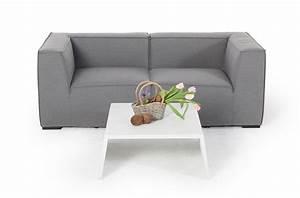 Kleine Garten Lounge : allwetter lounge outdoor lounge garten lounge hanna grau ~ Indierocktalk.com Haus und Dekorationen