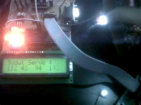 Ferry Hermawan by Controlling Servo With Potensiometer Between