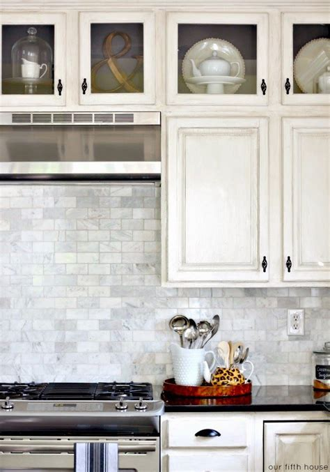 remove kitchen cabinet doors remove soffit and add cabinets with glass doors gorge 4703