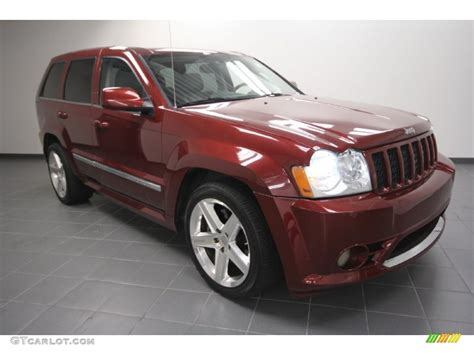 2007 rock pearl jeep grand srt8 4x4 59689403 gtcarlot car color