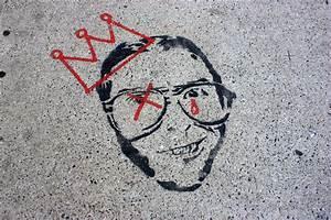 Graffiti Crown Stencil