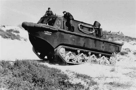hibious vehicle ww2 snafu blast from the past the amphibious trailer