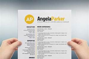 creative resume templates free download for microsoft word With creative resume template word