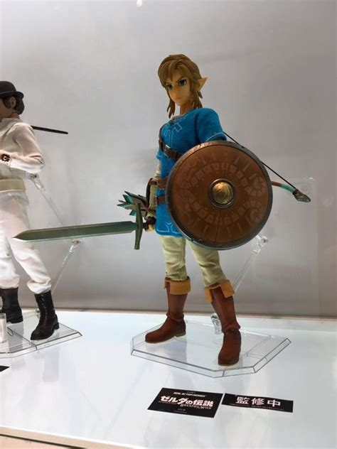 Feast Your Eyes On This Awesome Breath Of The Wild Link