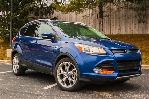 ford escape test drive review cargurus