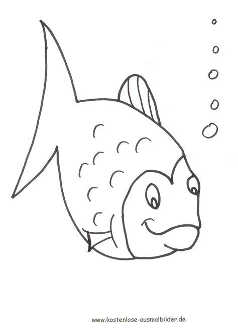 ausmalbilder malvorlagen ausmalfisch