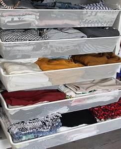 Ausziehbare Körbe Kleiderschrank : wie mache ich meinen kleiderschrank fit f r die neue saison ~ Markanthonyermac.com Haus und Dekorationen