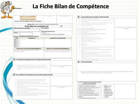 bac pro cuisine lyon fiche bilan de competences bac pro cuisine 28 images