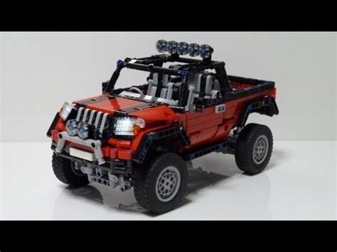 Lego Baja Truck by Lego Technic Baja Truck How To Save Money And Do It