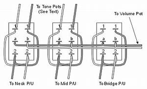 another pickup wiring resource thread page 2 jemsite With of 2 two 4ways with 1 one 3way switch located at each end