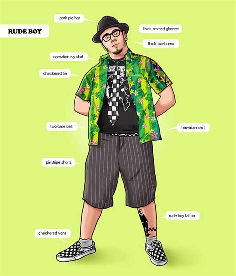 Rude boy clothing   parone