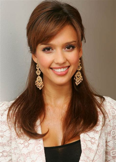 simple hair styles alba s hairstyles hair evolution today 8557