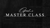 Oprah's Master Class - Wikipedia