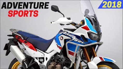 New 2018 Honda Crf1000l Africa Twin Adventure Sports