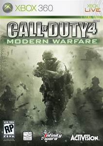News  Vote For Call Of Duty 4 Box Art