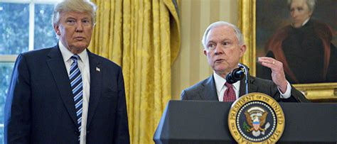trump  hes   board  jeff sessions running